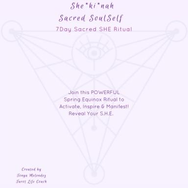 Shekinah 7day Ritual