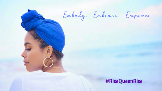Embody.Embrace. Empower.